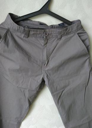 Отличные летние брюки рзмер 48-50