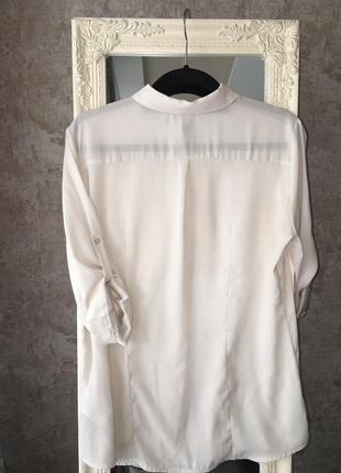 Блузка с карманами5 фото