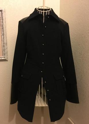 Пальто демисезонное naf-naf