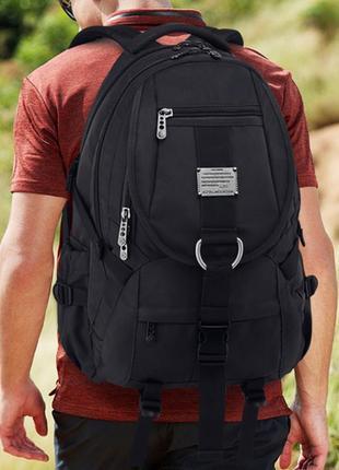 Мега вместительный рюкзак для туризма