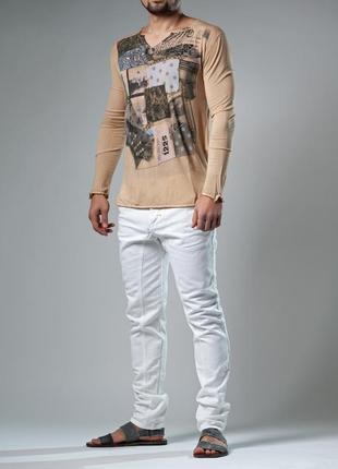 Лёгкая кофта/лёгкий пуловер/пуловер с принтом