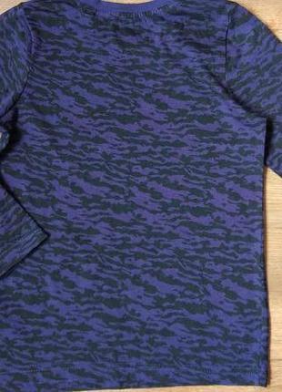 Оригинальный реглан лонгслив lupilu на 4-6 лет2 фото