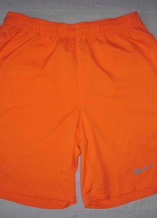 Nike dri-fit (m) спортивные шорты мужские