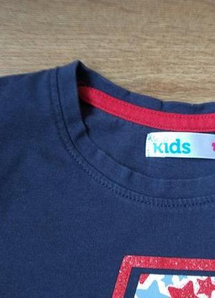 Комплект набор футболка и джегинсы легенсы на 3-4 года5 фото