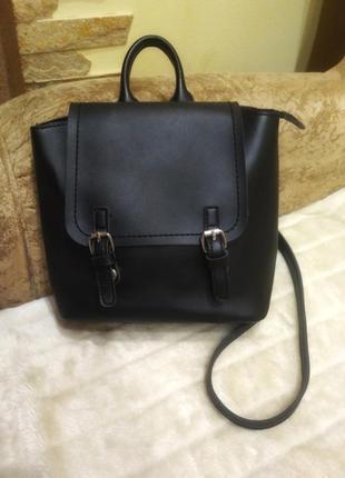 Красивая сумка-рюкзак casual