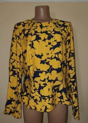 Красивая яркая блуза1 фото