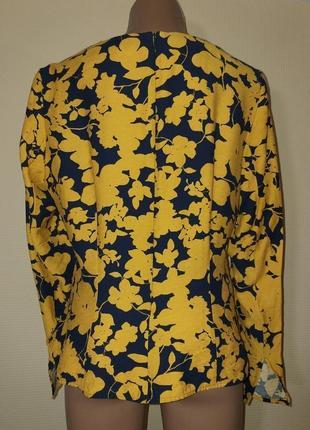 Красивая яркая блуза2 фото