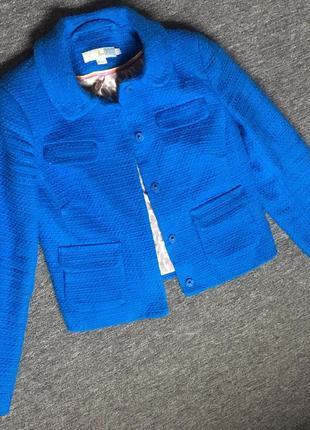 Стильный яркий пиджак от boden,размер s2 фото