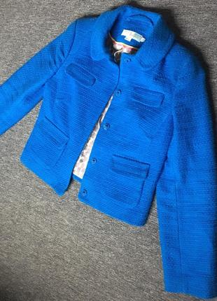 Стильный яркий пиджак от boden,размер s4 фото