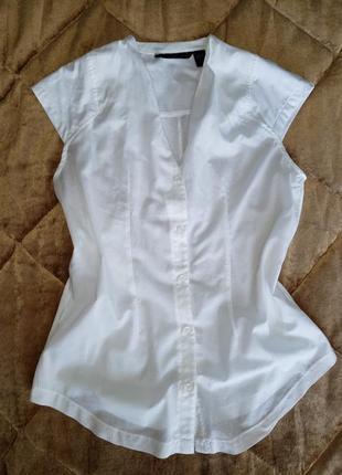 Красивая летняя блуза