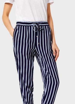 Свободные брюки из вискозы ostin