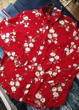 Блуза суперова ,гарної якості,прижмна ло тіла.