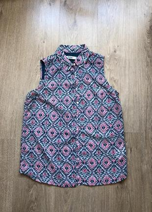 Новая блуза-рубашка colin's размер s-xs