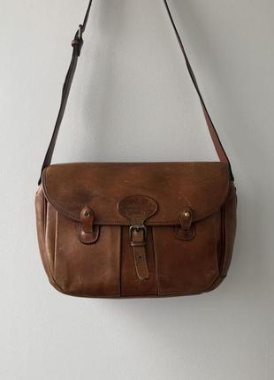 Винтажная сумка кутюрье henry and marti's