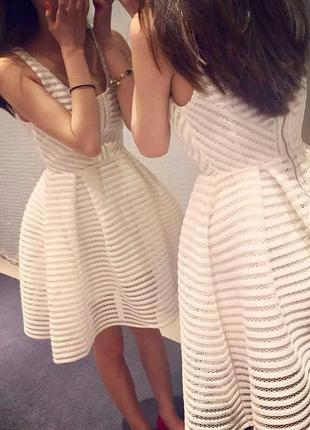 Очень красивое нежное женственное платье