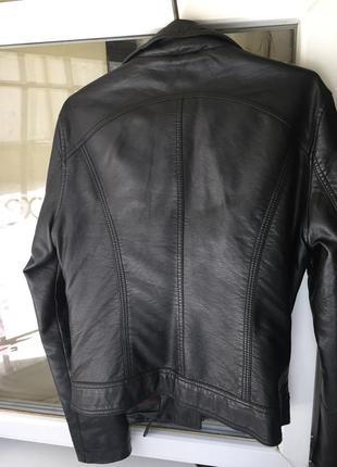 Ідеальна косуха, кожаная куртка , m-l4 фото