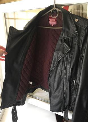 Ідеальна косуха, кожаная куртка , m-l5 фото