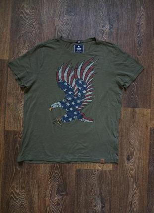 Мужская футболка colorado 100% котон