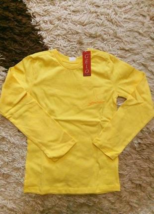 Фирменная футболка на рост 116-122 см тм gelo