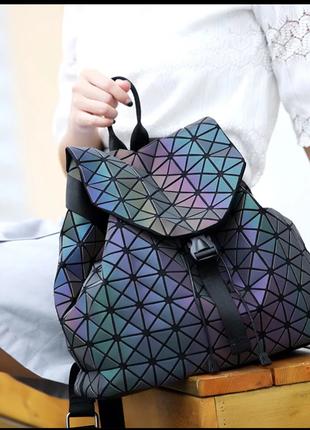 Голографический рюкзак бао бао, баобао (baobao, bao bao))