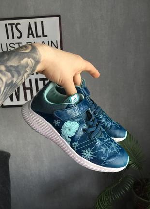 Оригинальные кроссовочки adidas эльза дисней
