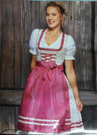 Дирндль,баварский костюм