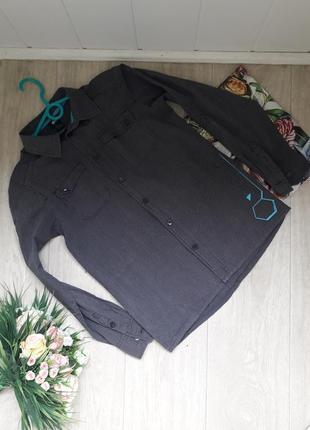 Модная рубашка 12-13 лет h&m
