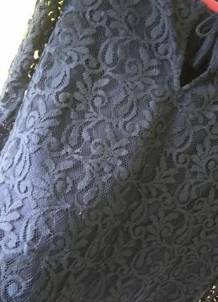 Кружевная блуза от hollister2 фото