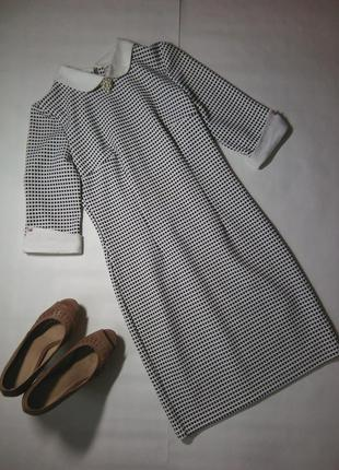 Лаконічна, вишукана сукня-футляр