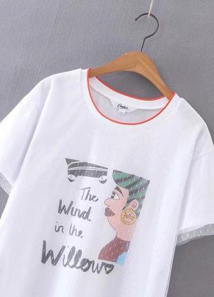 Женское платье футболка3 фото