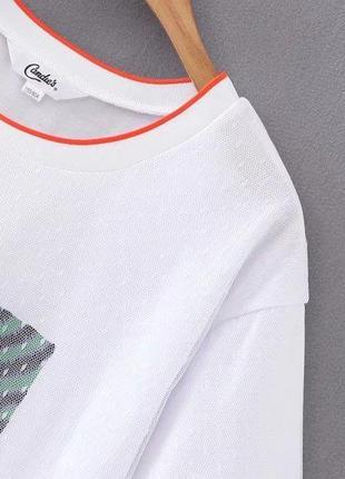Женское платье футболка2 фото
