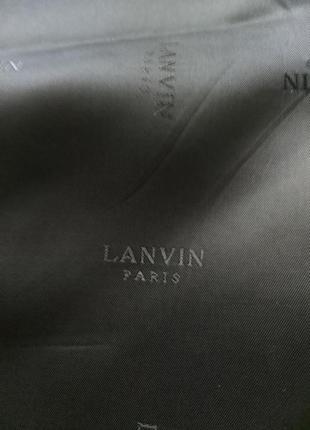 Юбка lanvin шерсть6 фото