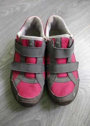32р quechua кроссовки кеды кросівки4 фото