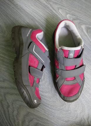 32р quechua кроссовки кеды кросівки