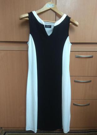 Летнее, классической, трикотажное платье!!!