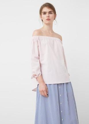Блуза, рубашка mango р.м( eur 38) новая