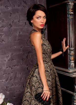 Дизайнерское платье marani