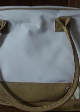 Спортивная объемная сумка, дорожная, текстильная от avon, большая