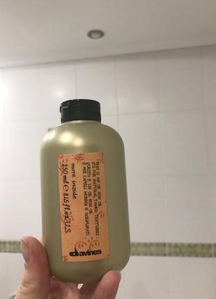 Масло без масла для волос