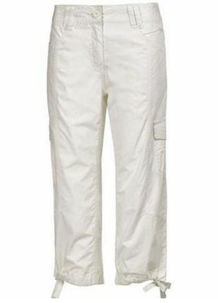 Світлі літні штани з кишeнями, джогери, галіфе, банани/куплeні в італії 🇮🇹 обмін чи продаж