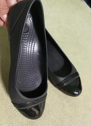 Crocs,туфли,балетки,оригинал,вьетнам,новые