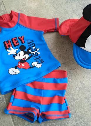 Купальний костюм mickey
