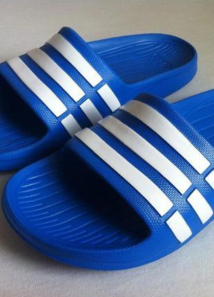 Стильные вьетнамки , шлепанцы adidas ☀️ 😎 размер 33-34 оригинал ❗❗❗