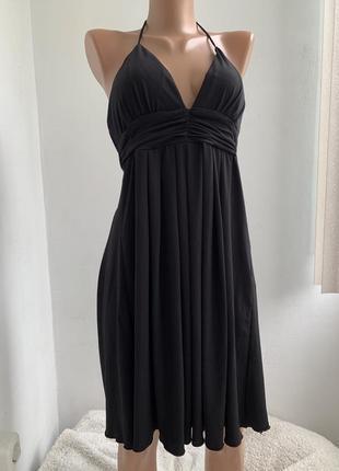 Красивое платье с открытой грудью и спиной bcx сша