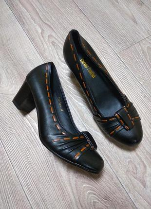 Классические туфли антистресс удобные туфельки