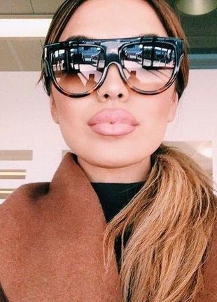 Женские очки маска