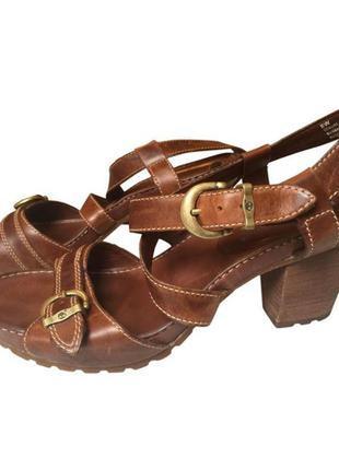 Timberland earthkeepers women's sandals/кожаные босоножки оригинал
