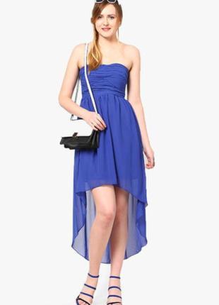 Платье со шлейфом 48-50 размер