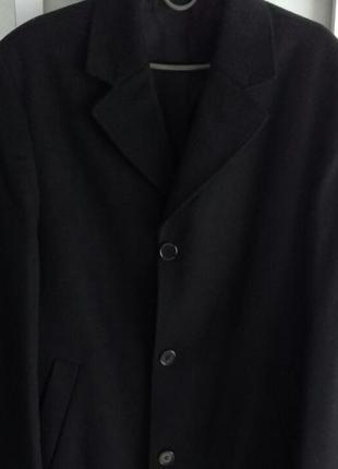 Продам натуральное драповое мужское пальто