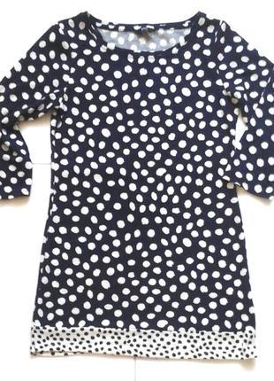 Уютное платье на осень , бренд f&f